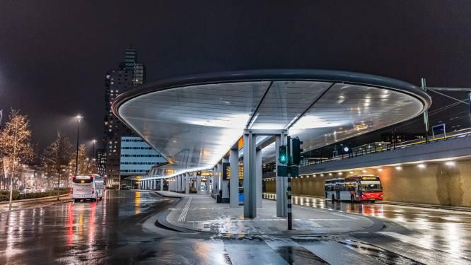 55-jarige man met luchtbuks op zak uit bus gehaald bij station Tilburg