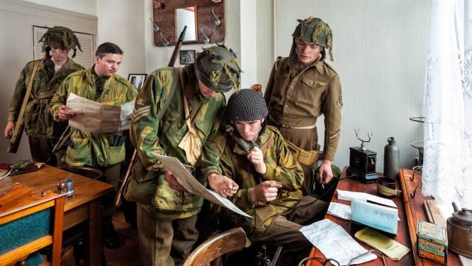 Commandopost in het café: 'We spelen geen oorlogje'