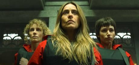 Netflix lanceert langverwachte trailer van nieuwe seizoen La casa de papel