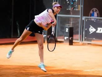 Elise Mertens is niet langer nummer 1 van de wereld in dubbelspel