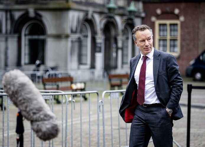 Tweede Kamerlid Wybren van Haga.
