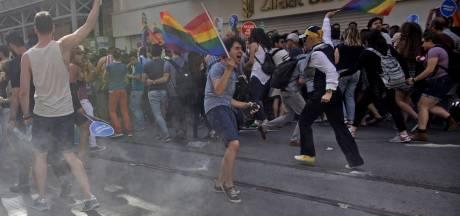 Turkse politie verhindert homo-optocht