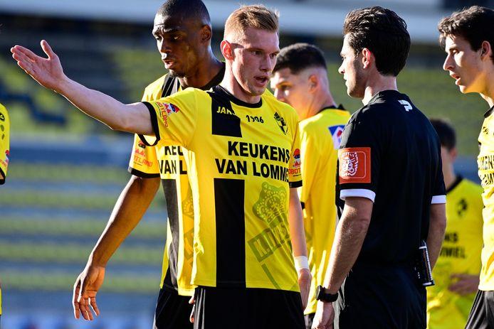 Jellert van Landschoot speelde in het afgelopen seizoen negentien wedstrijden voor Lierse SK op het tweede niveau in België.