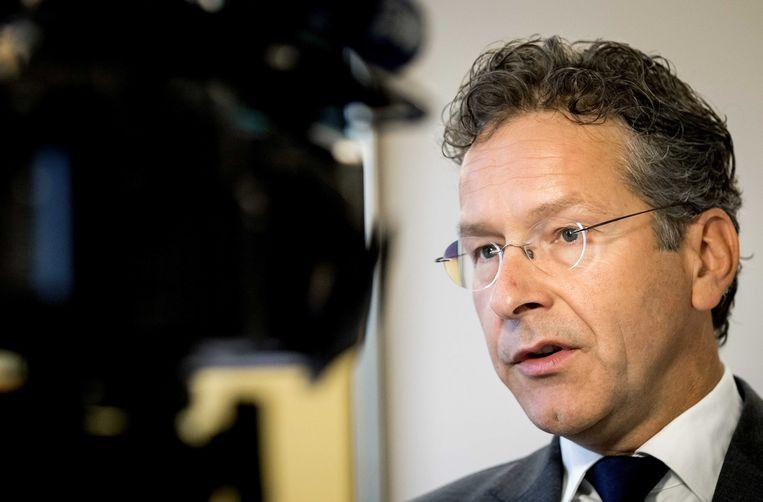 Jeroen Dijsselbloem is voorzitter van de Onderzoeksraad voor Veiligheid. Beeld ANP