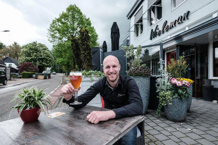 Martijn Wieleman, van het gelijknamige zalencentrum in Westervoort.