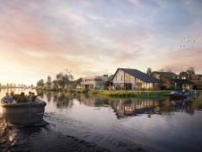 Ontwerp nieuwe woningen Leimuiden krijgen steeds meer vorm: 67 huizen aan het water voor onder andere starters en gezinnen