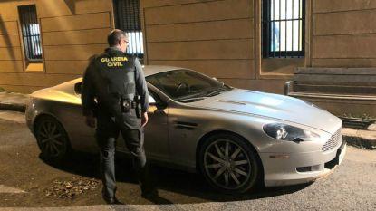 Spaanse politie vat Belg (34) die in Nederland testritje maakte met dure wagen en helemaal tot in Spanje reed