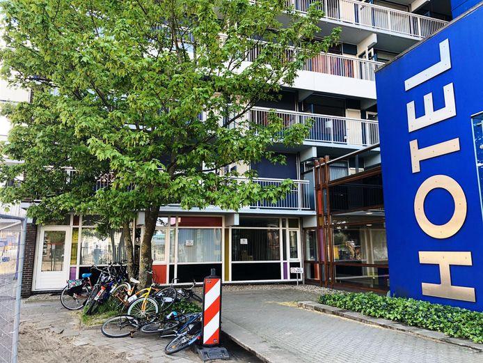 Het ITC hotel in Enschede.
