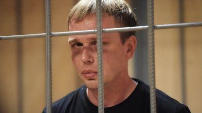 Huisarrest opgeheven van Russische journalist die over corrupte ambtenaren schreef