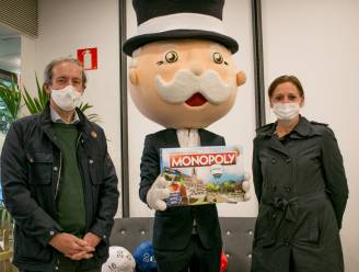 Laatste vakje op Sint-Niklase Monopoly-spelbord is voor Vredefeesten