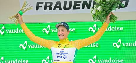 Tour de Suisse: la première étape et le maillot jaune pour Stefan Küng