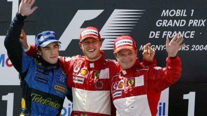 """""""Ik wil terug op het podium:"""" Alonso brandt van ambitie, maar hoe verliepen de comebacks van andere F1-wereldkampioenen?"""