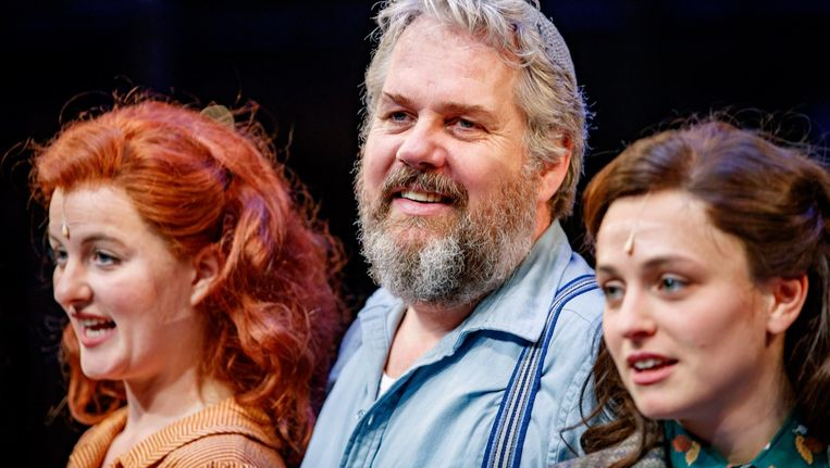 Fiddler on the Roof Beeld ANP