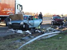 Trucker vrijgelaten na ongeluk A50 waarbij Oosterbeker omkwam
