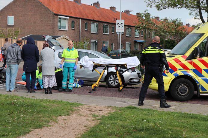 Twee zwaargewonden na ongeval met scooter