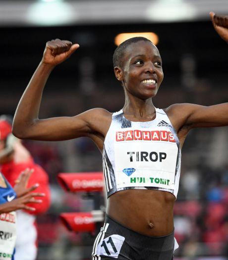 La Kenyane Agnes Tirop, 4e du 5000 m aux JO de Tokyo, poignardée à mort chez elle