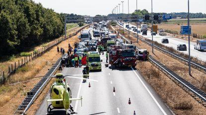 """Jeanelyn (52) legt uit waarom ze dodelijk ongeval filmde: """"Dat hoort nu eenmaal bij deze tijd"""""""