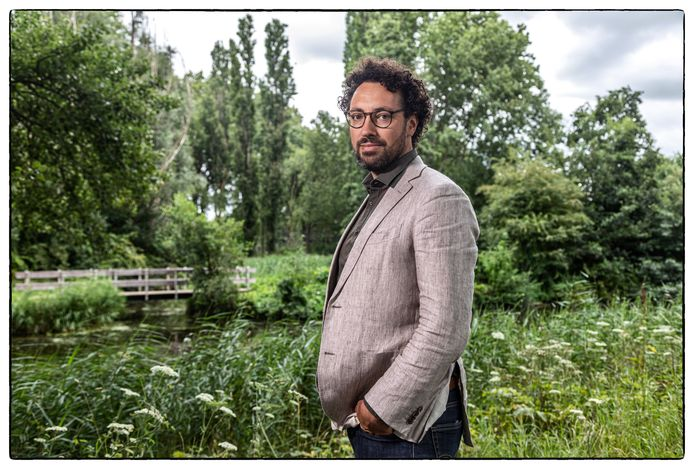 Karwan Fatah-Black: ,,Ik hoop dat het debat ertoe leidt dat niet alleen etnische Nederlanders als eersterangsburgers worden gezien.''
