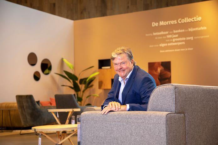 Walter van de Griendt, algemeen directeur van Morres Wonen.