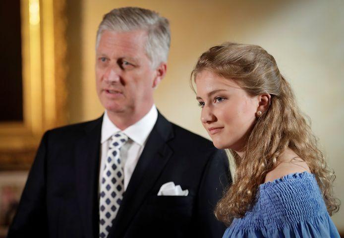 De voltallige koninklijke familie van België is vrijdag aanwezig bij de ceremonie.