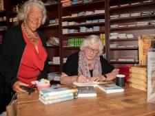 Fans in de rij voor Gerda van Wageningen: 'Echt, ik verslind haar boeken'