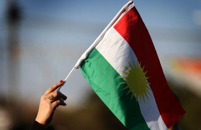 Loyaliteit aan Koerdistan is het belangrijkst  Beeld AFP