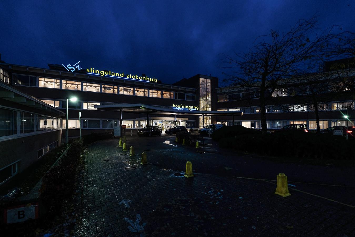 Het Slingeland Ziekenhuis. Archieffoto: Jan Ruland van den Brink