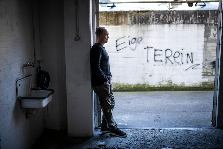 Misdaadjournalist Paul Vugts van 'Het Parool' moest onderduiken na bedreigingen. Beeld © Kees van de Veen