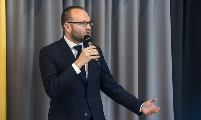 VVD-wethouder Gerjan Teselink