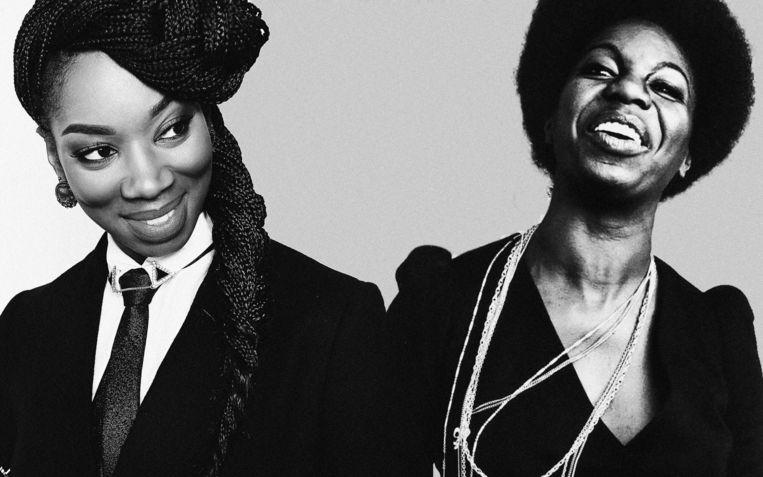 Samen met de Jazz Orchestra of the Concertgebouw organiseert De Balie The Story of Nina Simone. Beeld The Jack Robinson Archive