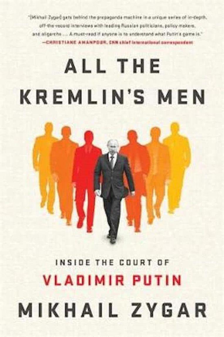All the kremlin's man. Beeld rv