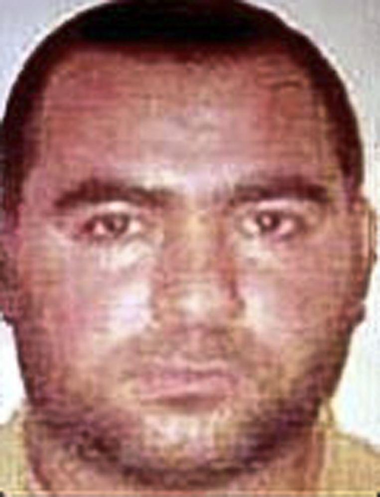 Al-Baghdadi zat na de Amerikaanse inval in Irak in 2003 een tijd gevangen in het Amerikaanse Camp Bucca. Beeld ap