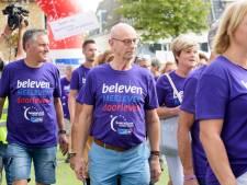 Volgend jaar weer 24-uurs wandelestafette tegen kanker in Giessen