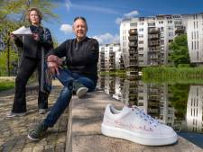 Een echte Brabantse sneaker met de Sint-Jan, Armada's en het Provinciehuis erop