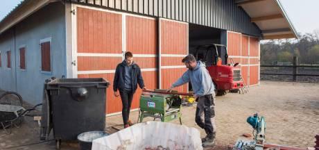 Manege De Kempen breidt uit met moderne stallen