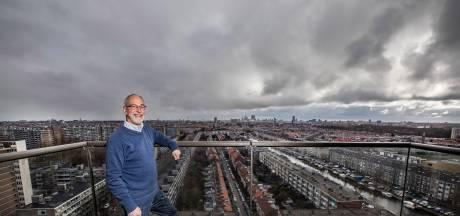 Van Rotterdam tot Scheveningen, Paul (66) ziet het allemaal vanuit zijn huis: 'Het is spectaculair'