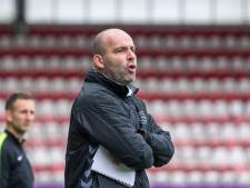 GVVV last trainingspauze in; trainer Twisker herstelt van corona
