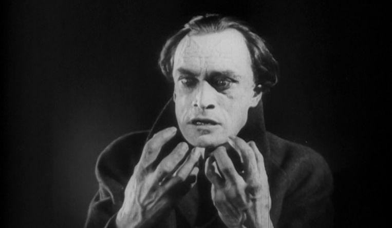 Conrad Veidt in Orlacs Hände. Beeld