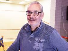 Nijverdaller Henk Meulenbelt (65) was 'een gepassioneerde ondernemer én squashfanaat