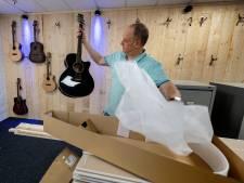 Helmondse muziekwinkel Willems verhuist naar de Elzas Passage