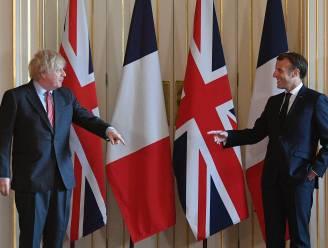 Johnson en Macron bespreken samenwerking na diplomatieke rel over duikboten
