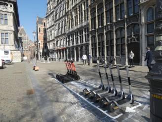 Nieuw: 'dropzones' in strijd tegen rondslingerende deelsteps
