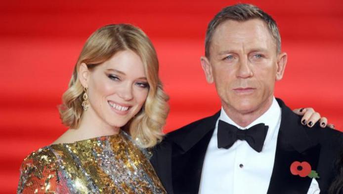Daniel Craig partagera l'affiche du dernier James Bond aux côtés de Léa Seydoux.
