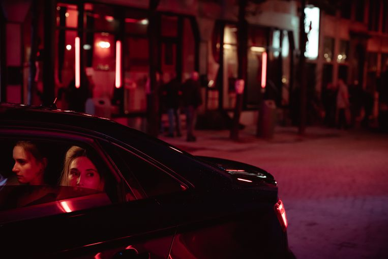 Carice van Houten in Red Light Beeld