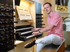 Hans uit Amersfoort doet als enige Nederlander mee aan wereldberoemd orgelfestival in Haarlem
