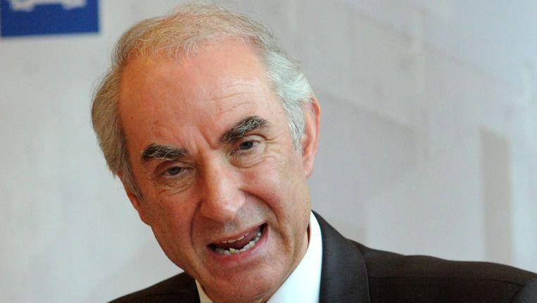 Minister Gerd Leers (Immigratie, Integratie en Asiel). Beeld EPA