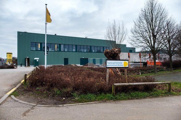 Sportcentrum Brieleke in Wommelgem heeft er vanaf september een gloednieuw vrijetijdscentrum bij.