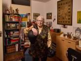 Ans (93) zag haar twee grote liefdes sterven. Op haar boksbal reageert ze zich af