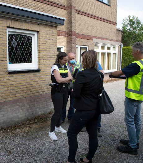 Arbeidsmigranten op straat gezet na controle van woning in Gendringen