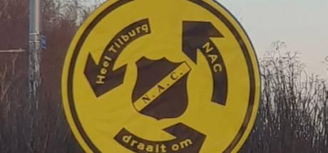 NAC-aanhang laat weer van zich horen: 'Heel Tilburg draait om NAC'